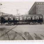 MNRy#99 parlor car, Cold Spring Shops,1922